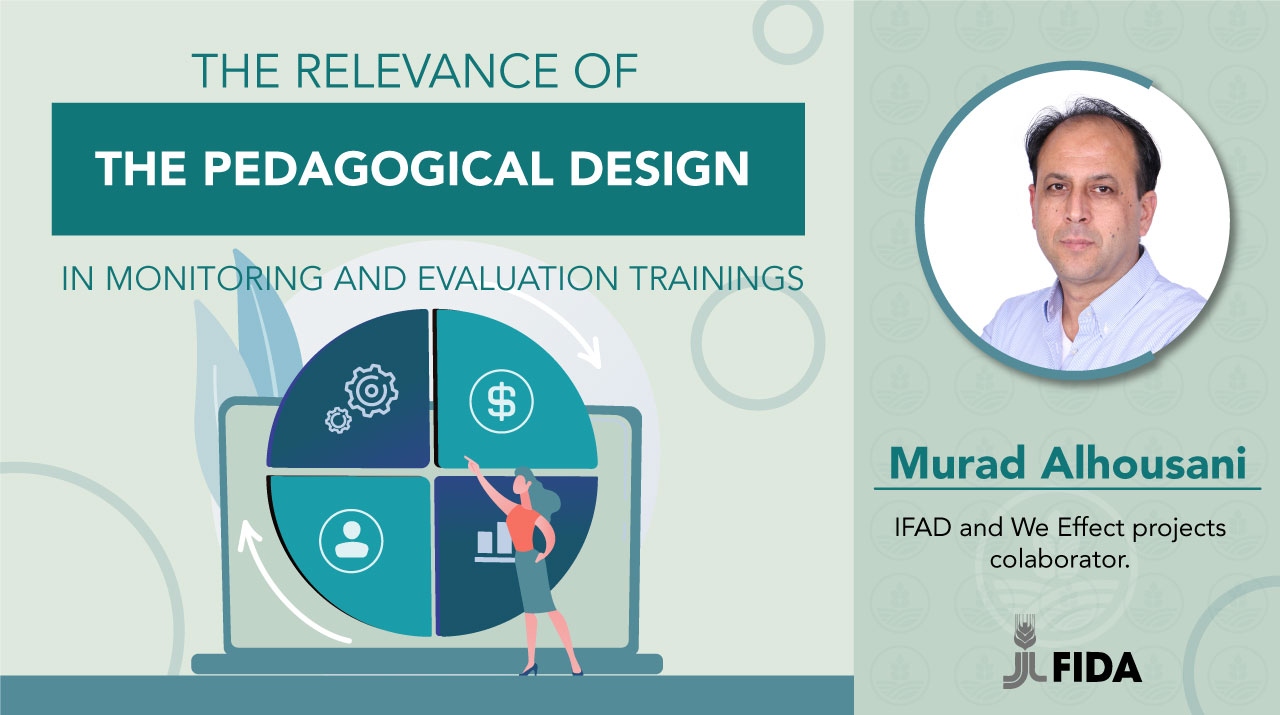 The Relevance of the Pedagogical Design in Monitoring and Evaluation Training